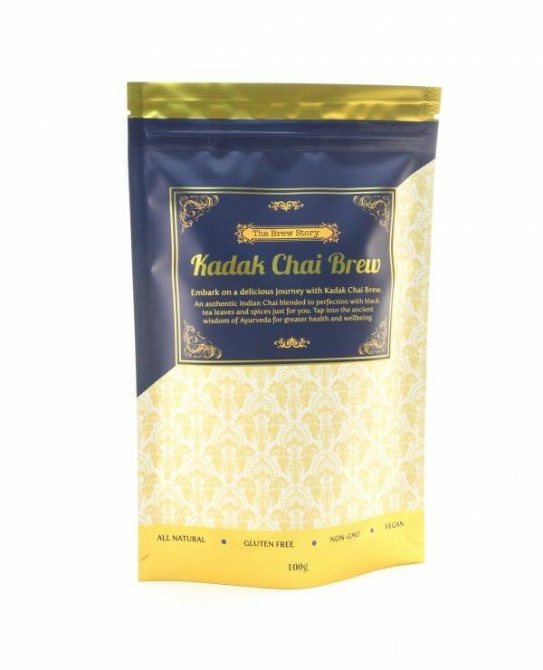 Chai tea, Indian masala chai