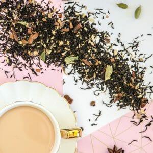 Chai tea, masala chai