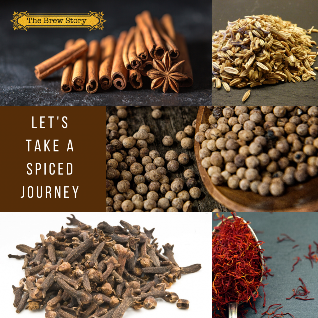 A Spiced Journey